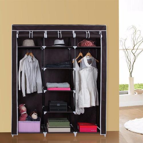 clóset organizador  ropa zapatos accesorios