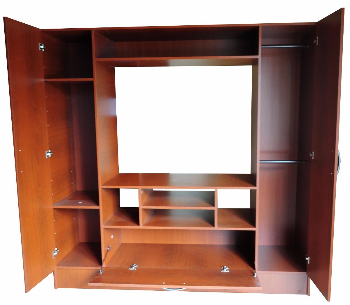 Closet para led 42 pulgadas armario en mercado Napsix muebles usados mendoza
