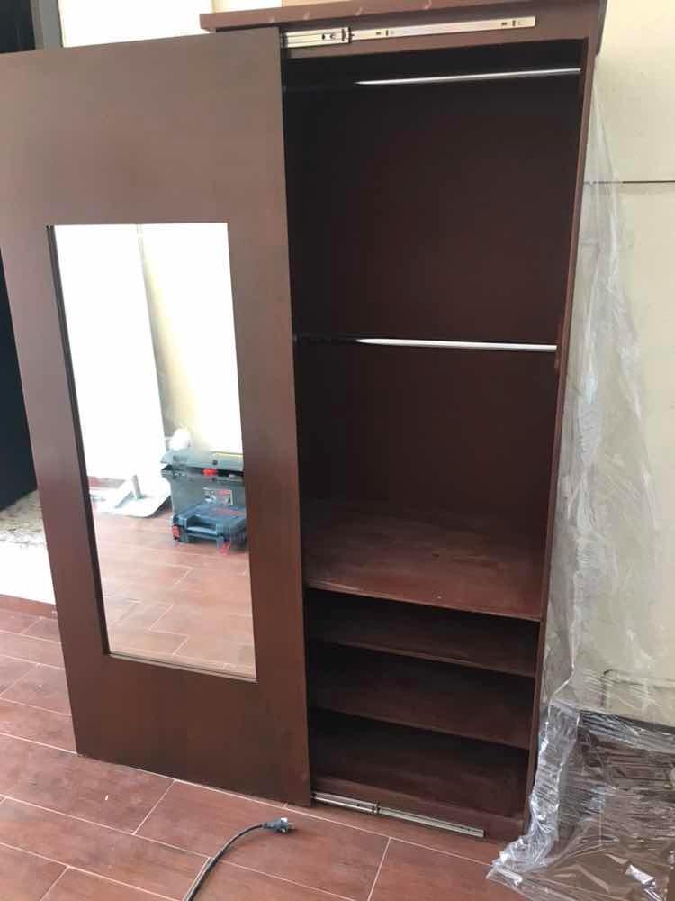 Closet peque o 2 en mercado libre for Modelos de closets para dormitorios pequenos