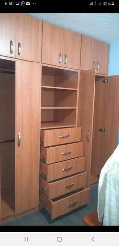 closet por modulo modernos modulares