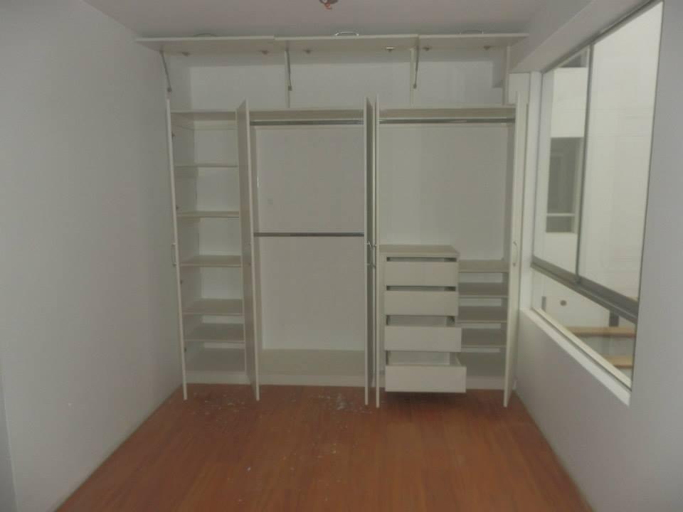 Closet reposteros cocina oficina muebles de melamina s for Modelos de zapateras de melamina