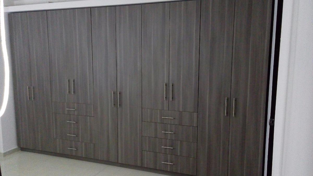 Closet residencial 25 en mercado libre for Cuanto cuesta un closet de madera en mexico