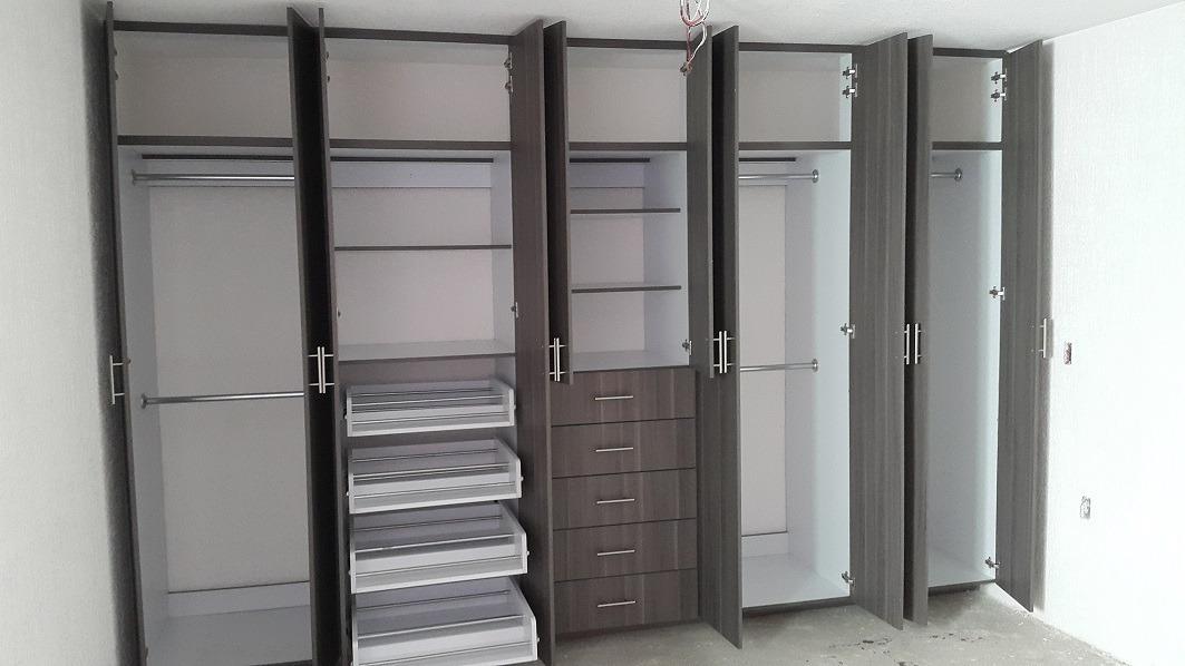 Closet sobre dise o moderno minimalista dise o cotizaci n for Cotizacion de closets