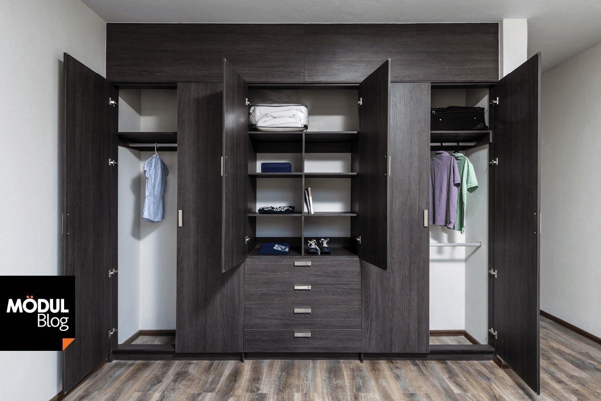 Closet Vestier Modulares Modernos Lujosos Bs 250 00 En