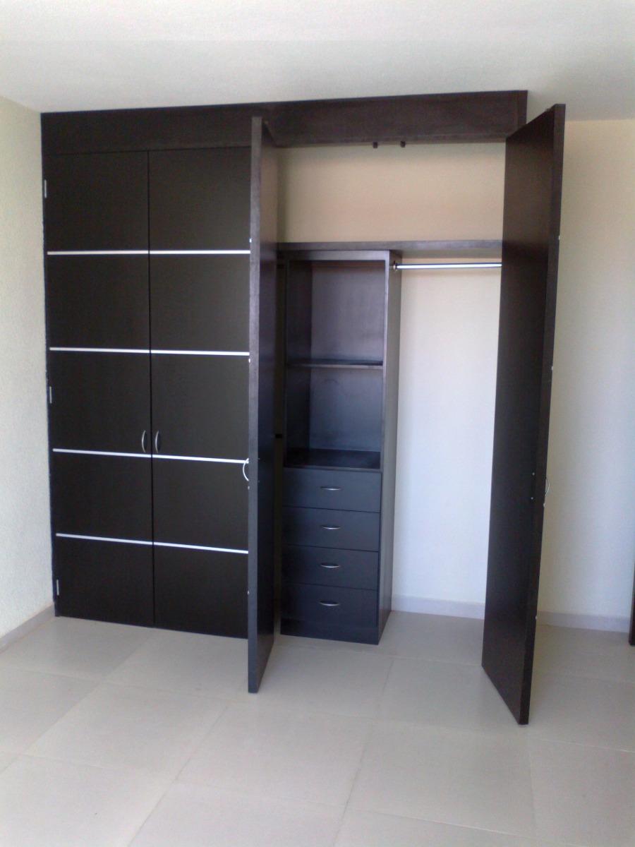 Closet y carpinter a residencial s lo puebla 11 000 for Cotizacion de closets