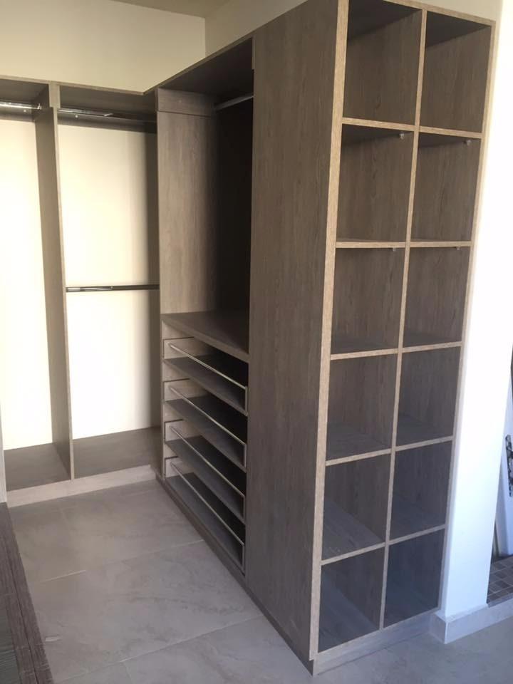 Closet Y Walkin Zapatera Closet De Melamine A1 S 1