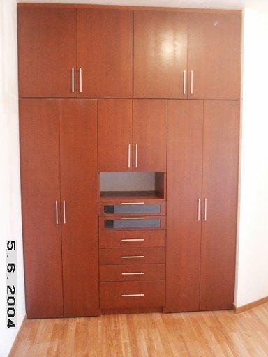 Closets armados en madera 100 natural 7 en for Closet para ninos madera