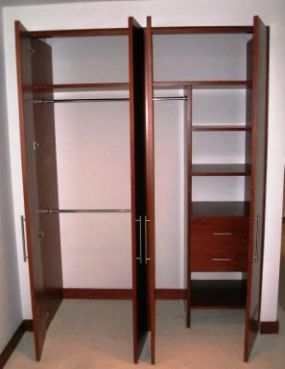 Closets Armados En Madera 100 Natural 7 500 00 En