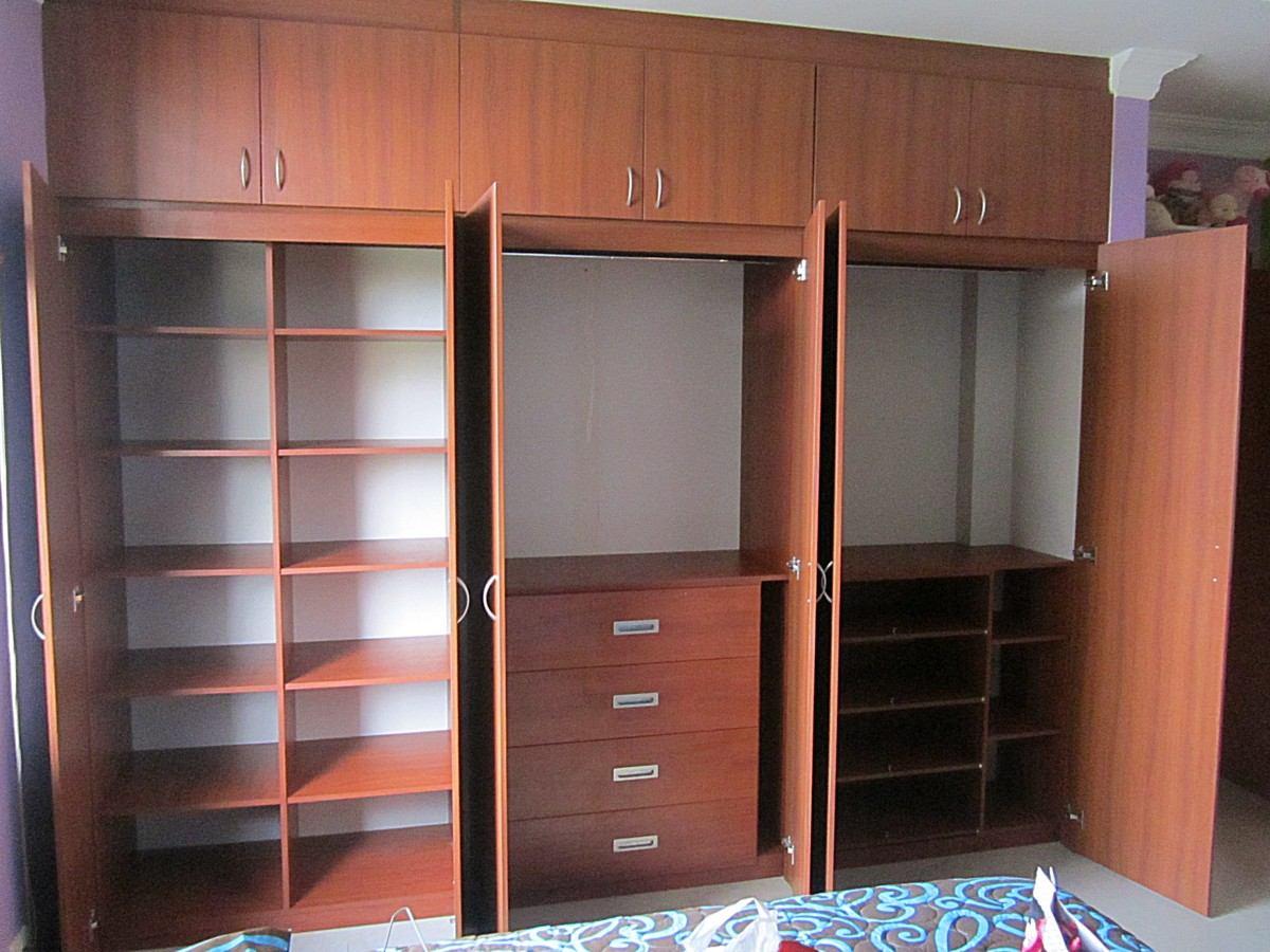 Closet economico prevnext en muebles madetexus photo for Armarios modernos
