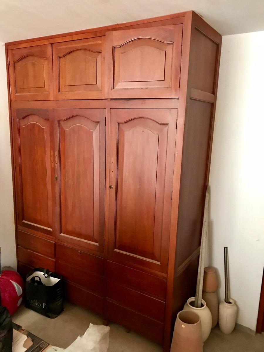 Closets De Madera Cedro 3 Puertas S 399 00 En Mercado Libre