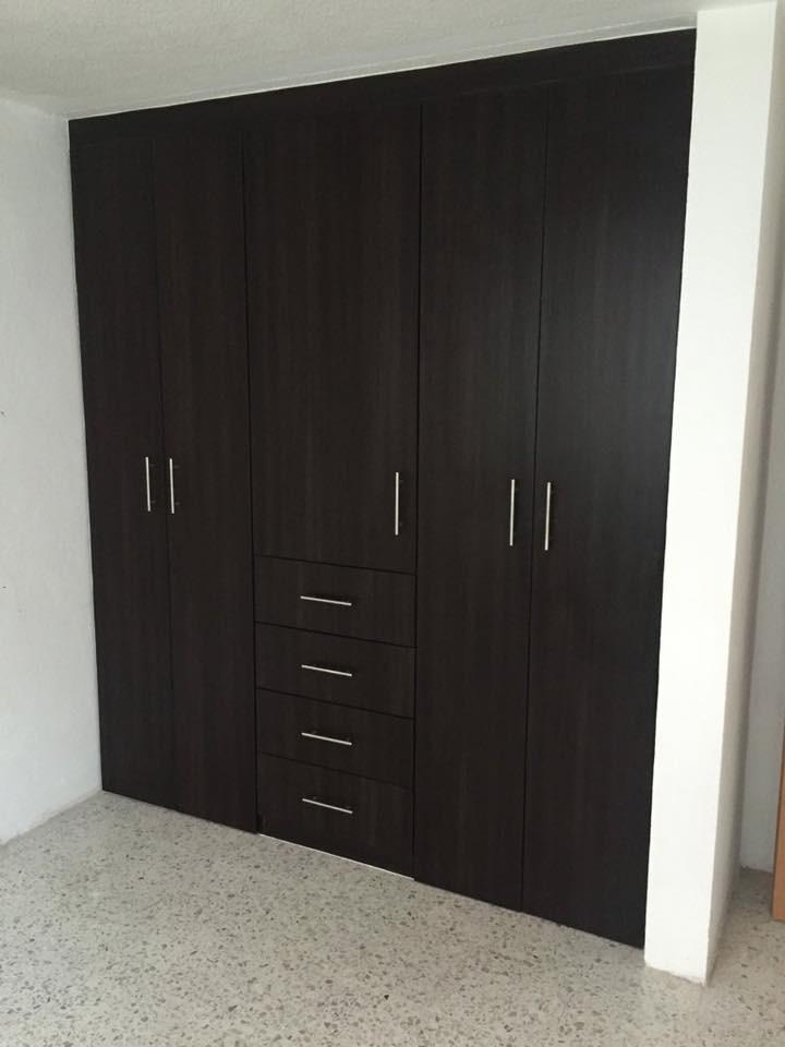 Closets Mdp Colores Arauco 1 80 A 2 20 Ancho X 2 50 Altura