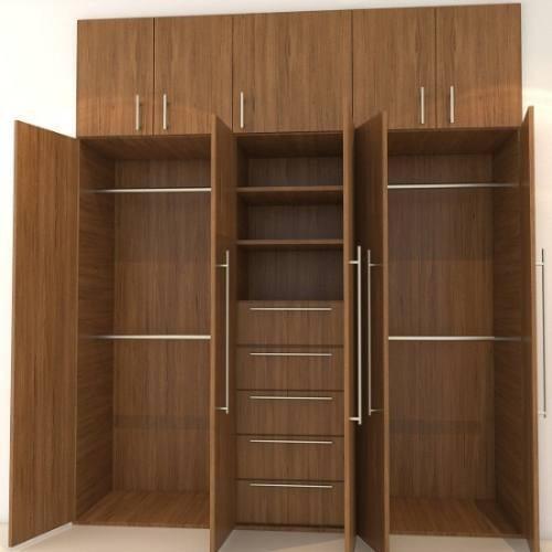 Closets modernos bs 6 00 en mercado libre for Medidas closets modernos