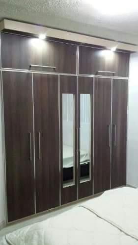 Closets modernos estilos innovadores y funcionales en for Closet en melamina modernos
