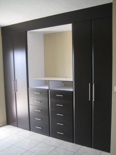 closets modernos personalizados a tus exigencias