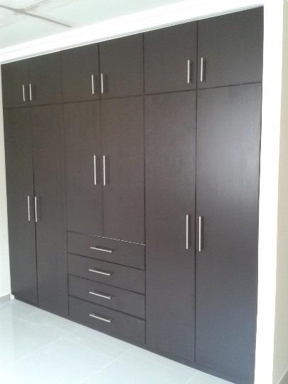 Closets nuevos en madera rh laminada u s 95 00 en for Closet de madera para dormitorios
