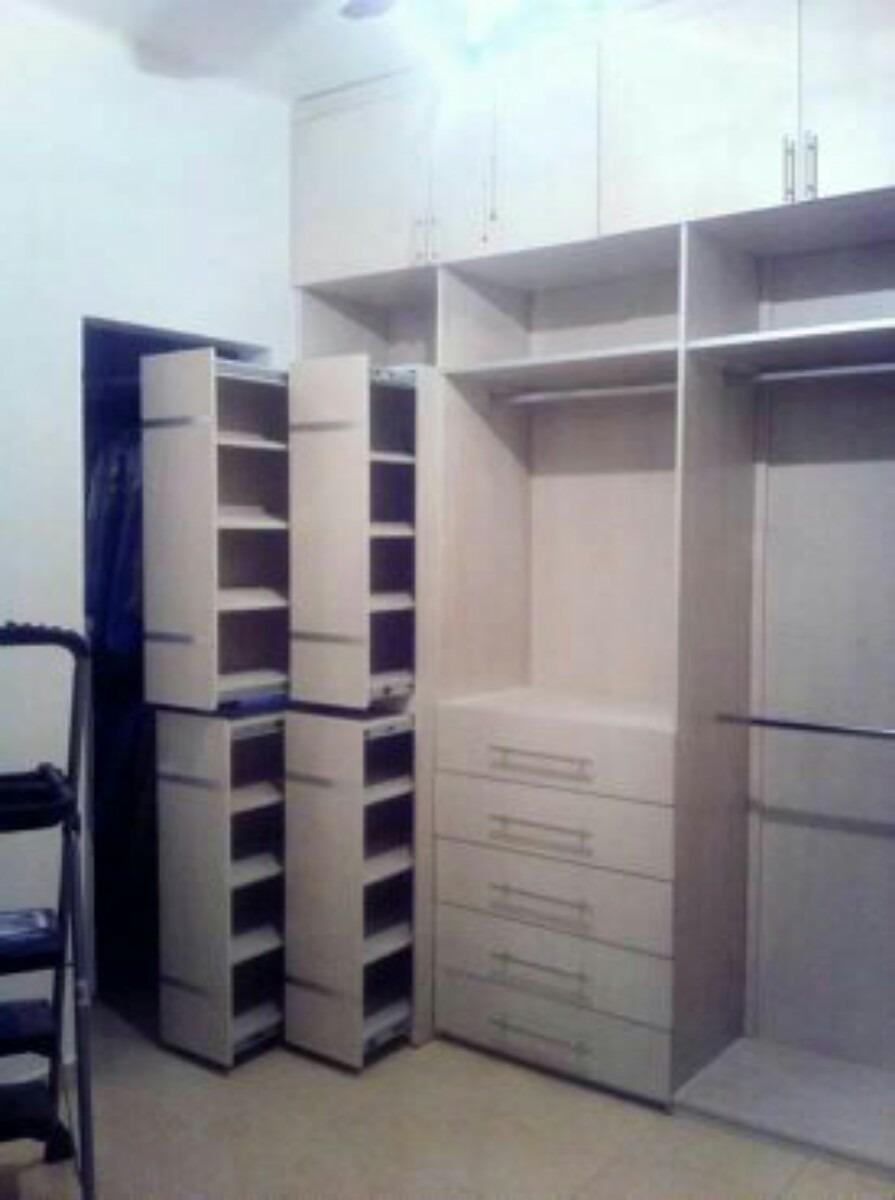 Closets sobre medida y sobre dise o instalados 3 700 for Diseno sobre