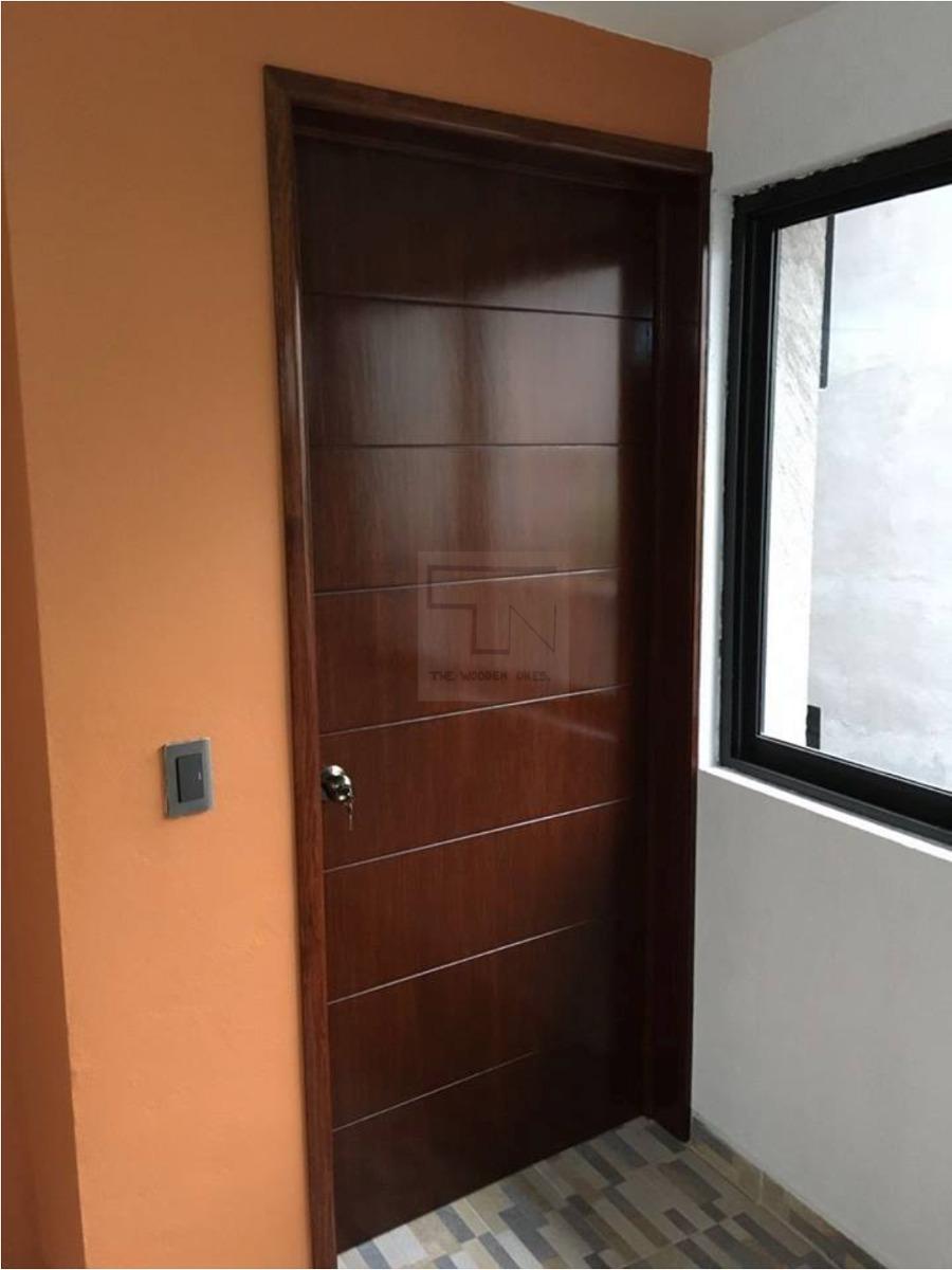 Closets y puertas de madera 1 en mercado libre for Puertas para recamara economicas