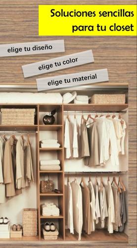closets,armarios y cocinas modulares