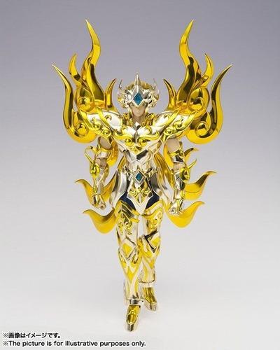 cloth myth ex aioria leao god bandai aioria soul of gold