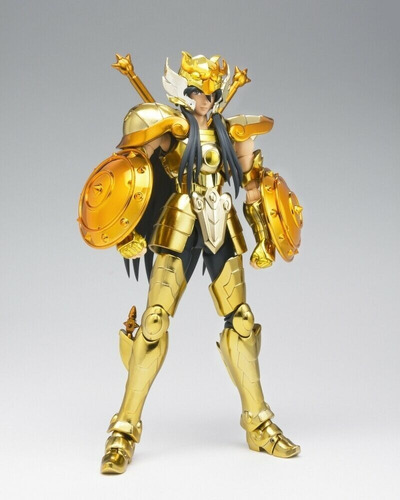 cloth myth ex shiryu dragao com armadura libra - bandai