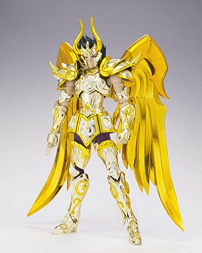 cloth myth ex shura capricornio bandai soul of gold sog