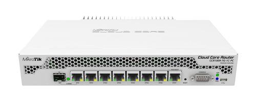 cloud mikrotik ccr1009-7g-1c-pc/9-cores/7xgbit/1gb ram