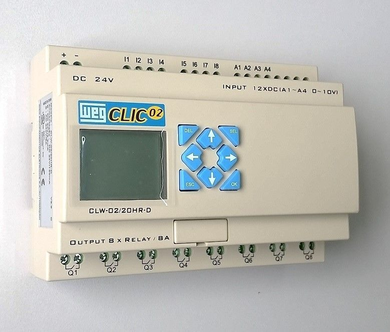 860335c3929 Clp Clic 02 24vcc Clw-02 20hr-d 3rd Weg - R  1.210