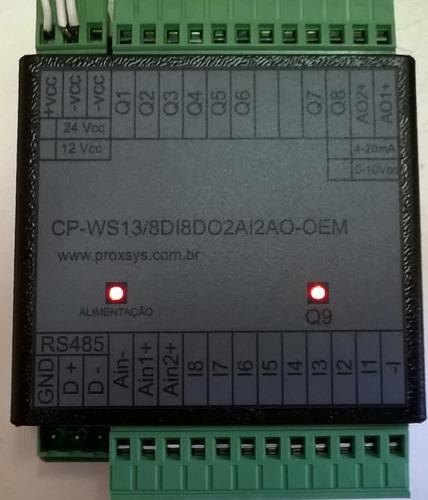 clp-cp-ws13/8di8do2ai2ao oem - usb 8 trans. 24v programado