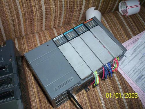 clp slc500 allen bradley cpu 1747- l532,+dig e analog