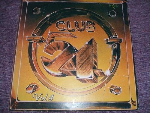 club 54 rock internacional lp vinilo
