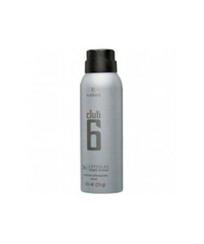 club 6 eudora kit perfume + desodorante