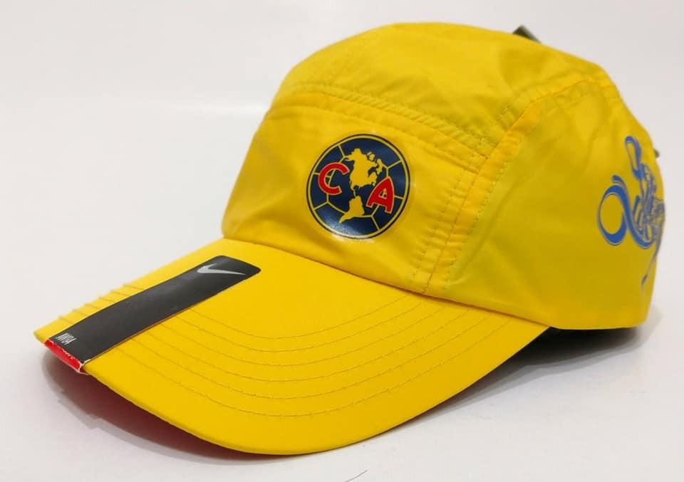Club America Nike Gorra   Amarilla Aw84 Dri-fit Unisex Orig ... 73cb8d81f22