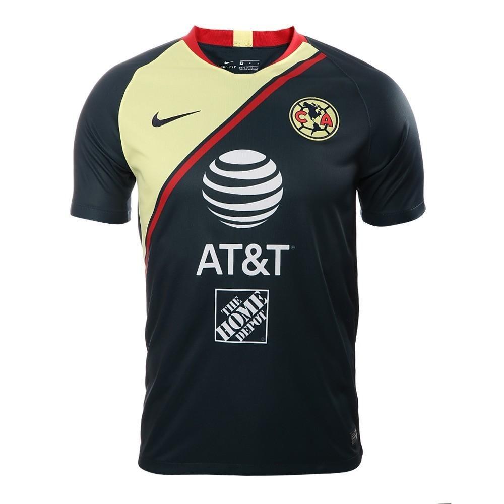 Club America Visita Suplente 2018 2019 Camiseta Jersey -   549.00 en ... 2c3726eecdd41