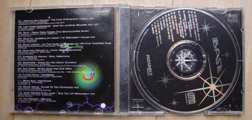 club base 1st journey - cd da famosa boate
