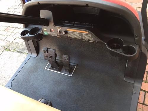 club car electric presedent