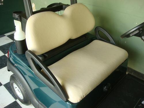 club car precedent - golf eléctrico
