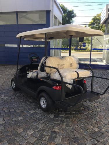 club car - villager 4. vehículo eléctrico origen estados uni