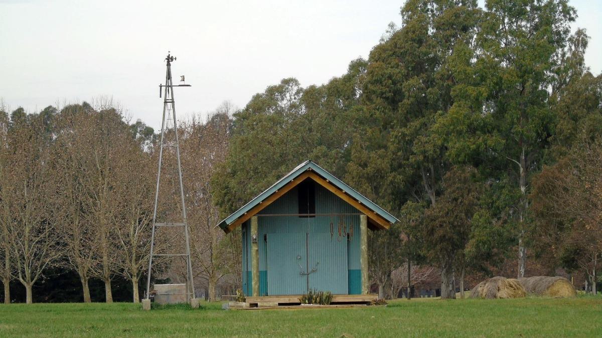 club de campo en capilla del señor