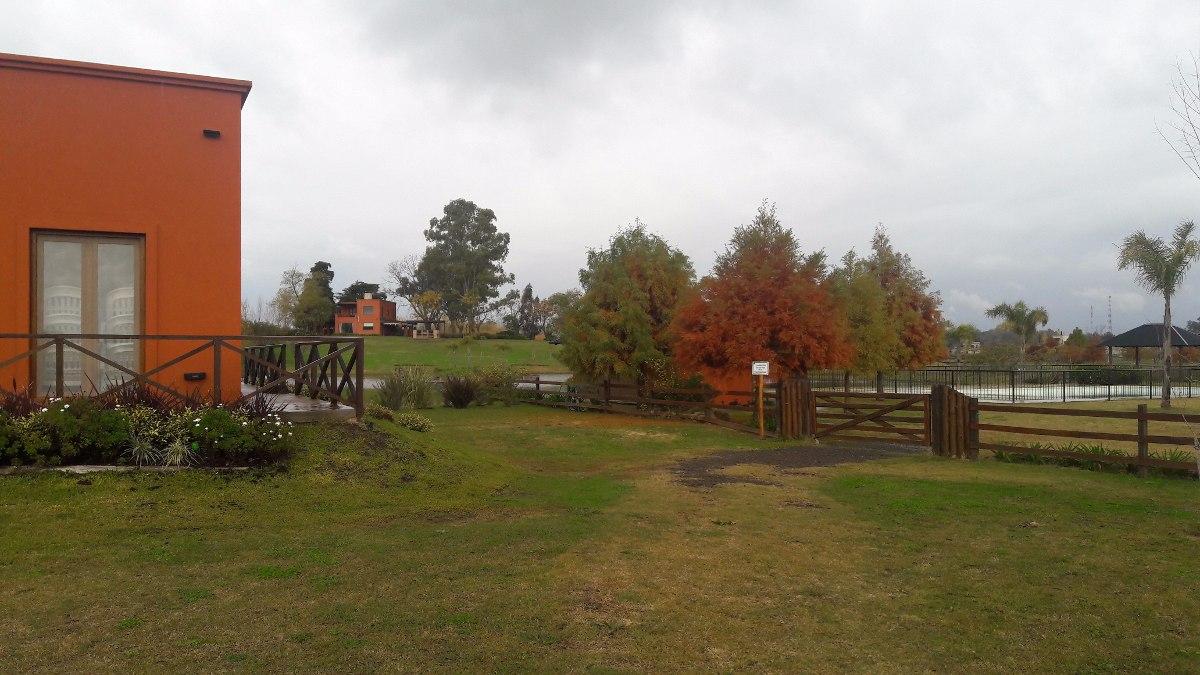 club de campo en río lujan
