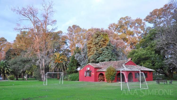 club de campo  la pintada  72 ha. ubicado en general las heras