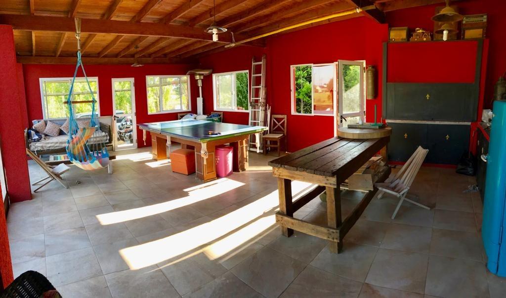 club de campo la ranita - casa 6 ambientes