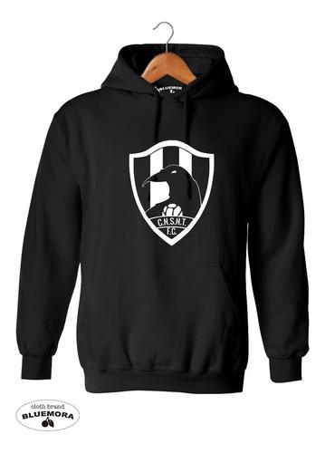 club de cuervos c. n. s. n. t. (nuevo logo) sudaderas