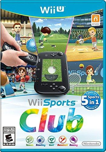 club de deportes wii - wii u- envío gratis