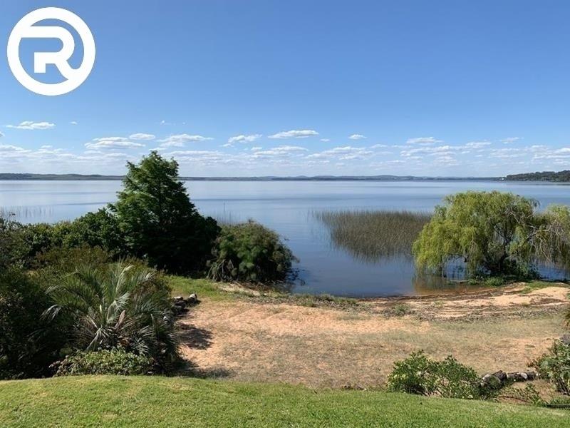 club del lago, con una hermosa vista panorámica