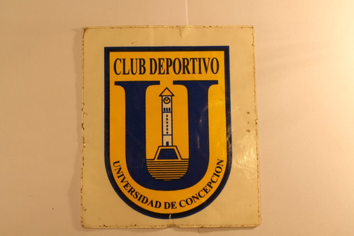 club deportivo concepcion calcomania para vidrio. auto.