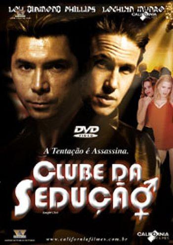 clube da sedução /original -semi-novo -dvd