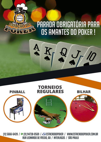 clube de poker interlagos