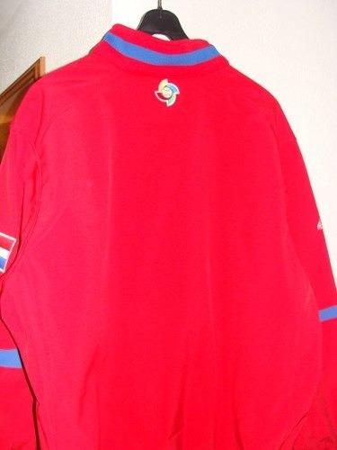 (clubhouse44) chaqueta clasico mundial republica dominicana