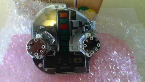 cluster reloj indicador de temperatura y gasolina honda