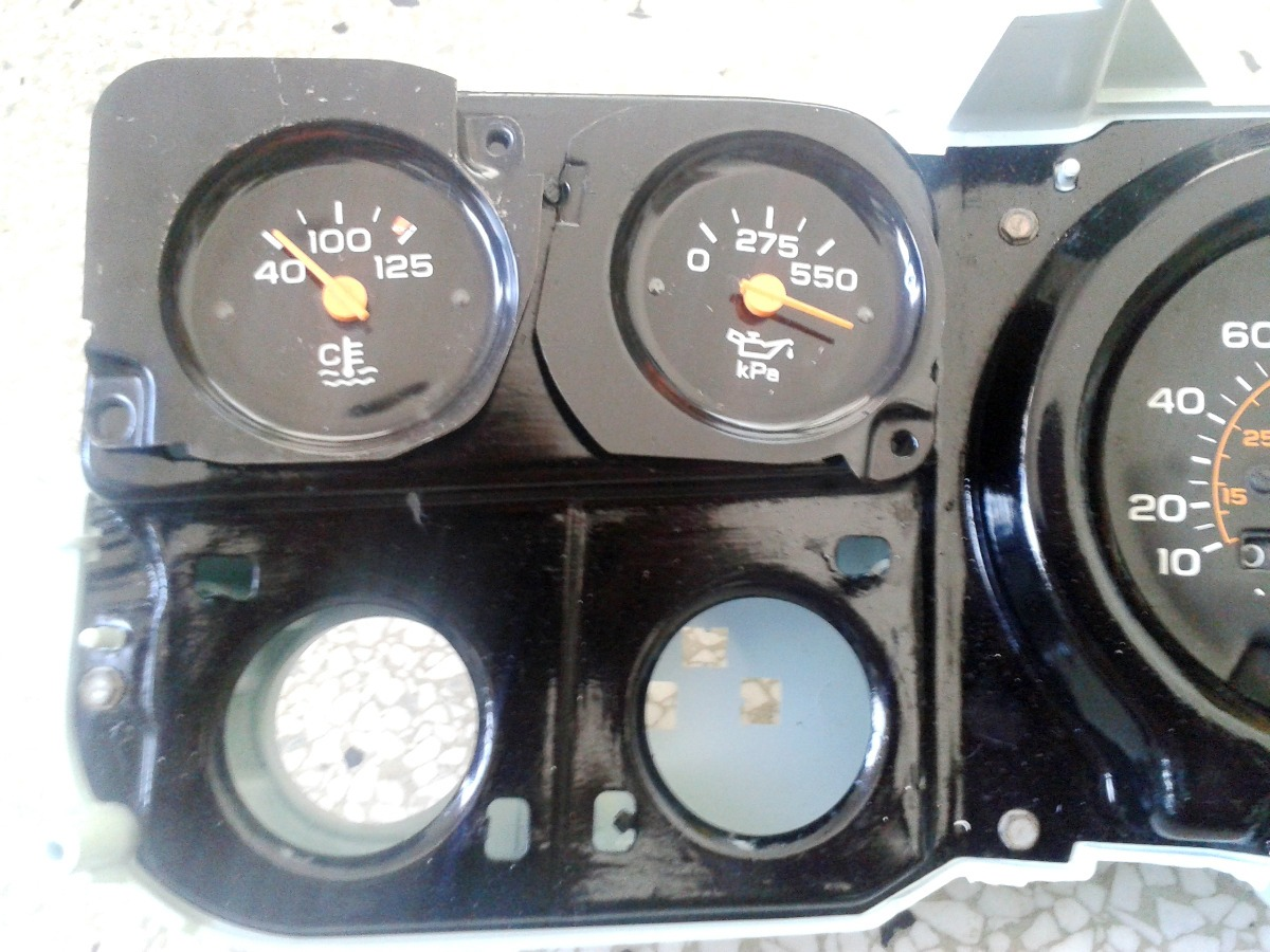 Relojes Chevrolet C10C30 Cluster Tablero Instrumentos HD92IWE